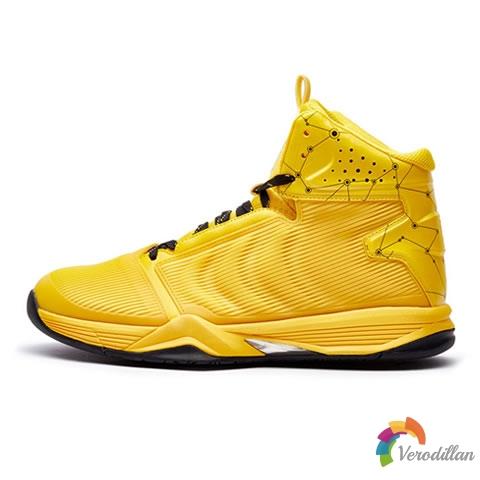 试穿测评:NBA N1631902高帮篮球鞋上脚体验