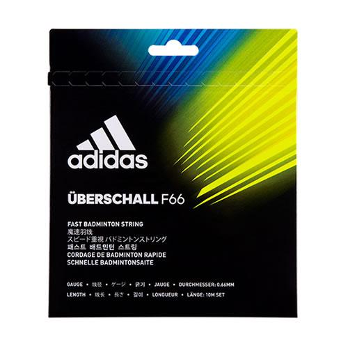 阿迪达斯Uberschall F66羽毛球拍线