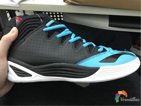 试穿测评:李宁ABFK001篮球鞋上脚体验图1