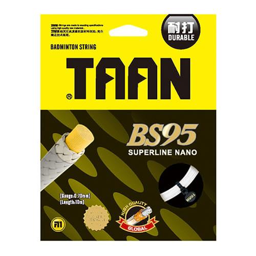 泰昂BS95羽毛球拍线