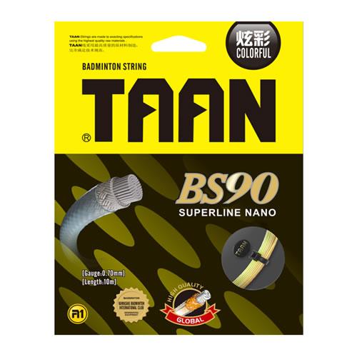 泰昂BS90羽毛球拍线