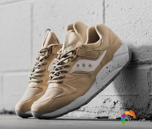Saucony Grid 9000 Wheat小麦配色发布
