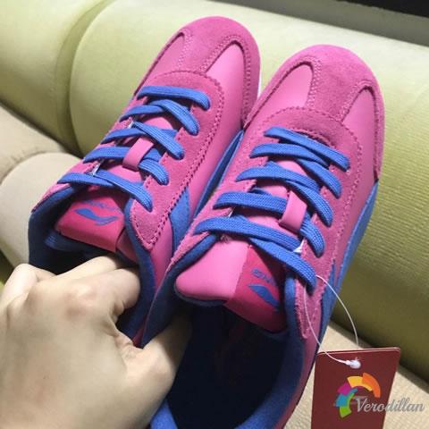 试穿测评:李宁ALCH146阿甘鞋上脚体验