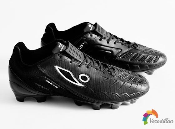 黑白经典:Concave Halo+足球鞋测评