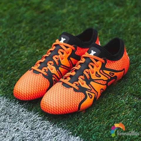 完美风暴:Adidas X15+ Primeknit足球鞋深度测评