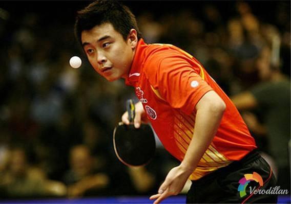 乒乓球横拍反手技术图解及注意事项