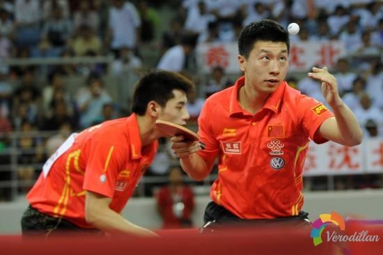 乒乓球横板正反手发左右侧旋球技术要领