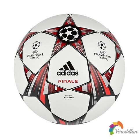 欧洲冠军联赛用球Adidas Champions League Finale 13发布