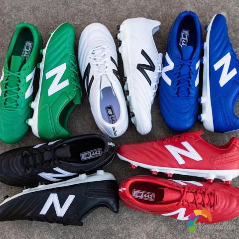 New Balance 442 Wear Your Colors战靴,极致舒适触感