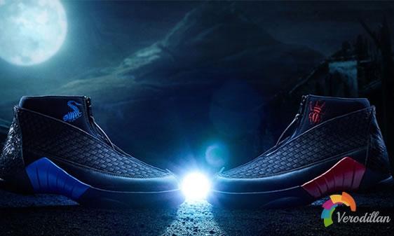 鸳鸯设计:Air Jordan XV Kubo正式亮相