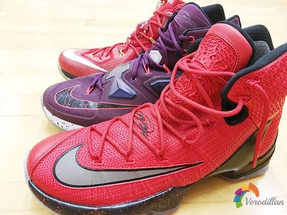 [鞋评专辑]Nike Lebron 13测评专题
