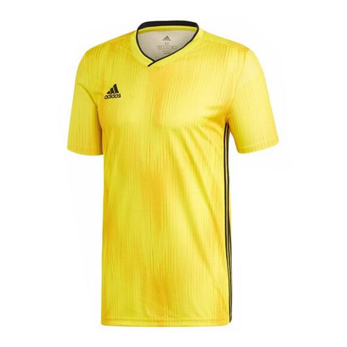 阿迪达斯DP3538足球训练短袖