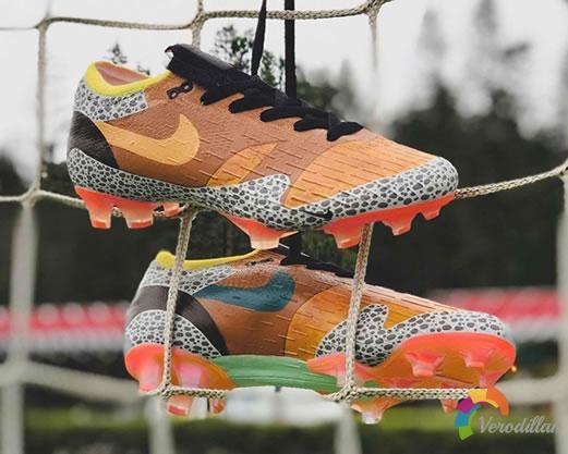Rocha特别版Nike Mercurial Vapor战靴曝光