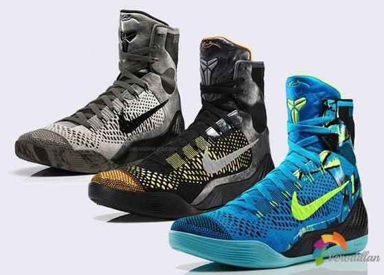 编织新传奇:Nike Kobe 9 Elite深度测评