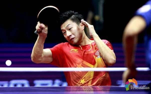 乒乓球横拍高吊弧圈球动作要领及特点