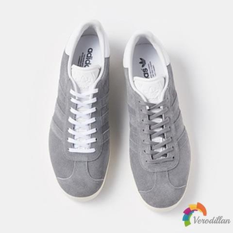 超强搭配度:adidas Originals GAZELLE特别版