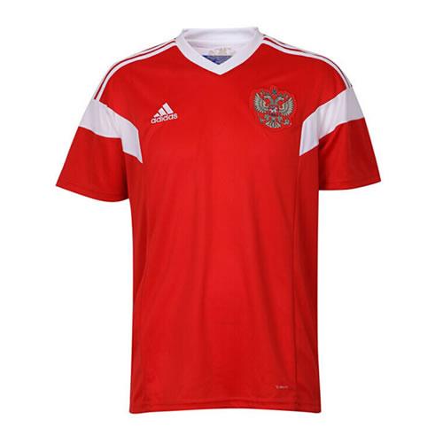 阿迪达斯BR9055俄罗斯国家队主场比赛服