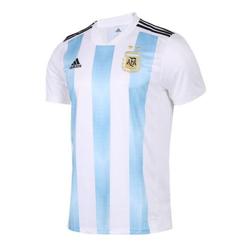 阿迪达斯BQ9324阿根廷国家队主场比赛服