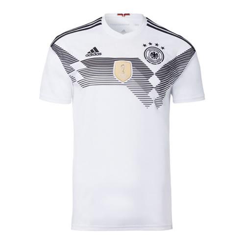 阿迪达斯BR7843德国国家队主场比赛服