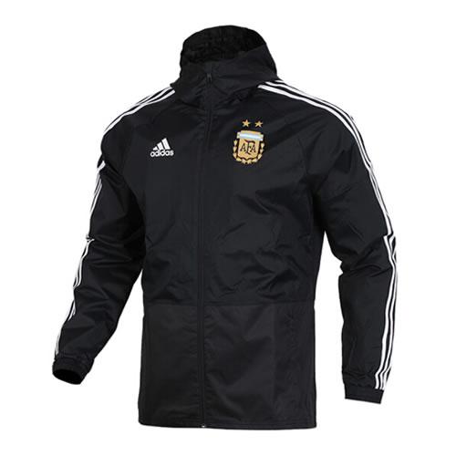 阿迪达斯CF2587阿根廷国家队足球茄克