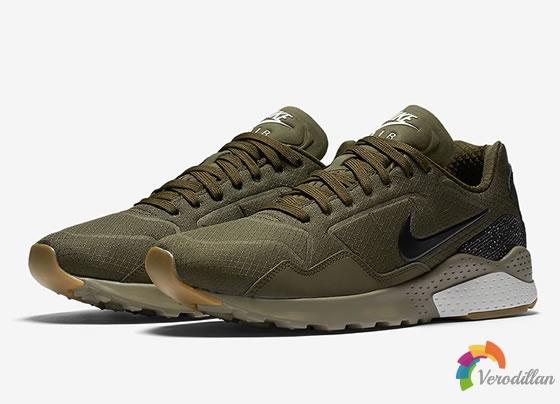 Nike Zoom Pegasus 92,极具军旅气息