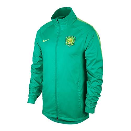 耐克AR4519北京国安足球外套