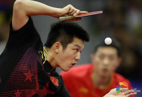乒乓球高手进阶之盯球技术解码