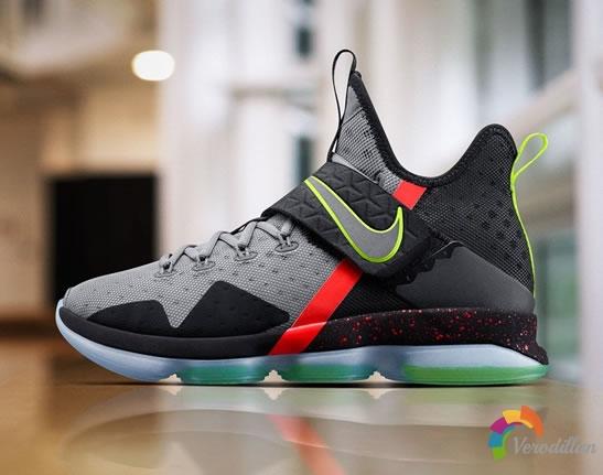 Nike LEBRON 14第14代皇帝战靴首次登场