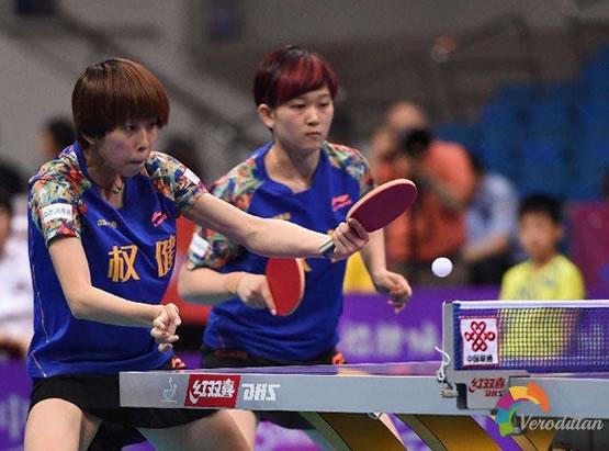 乒乓球反手横拍削球技术怎么练