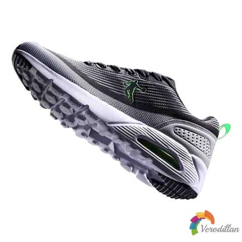 动态测评:乔丹XM1570323跑鞋试用体验