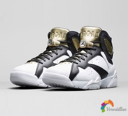 荣跃传承:AIR JORDAN 7 RETRO CELEBRATION系列
