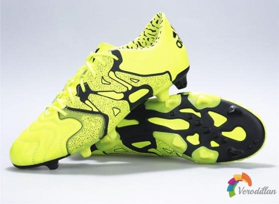 adidas X 15.1 FG/AG足球鞋实战评测报告