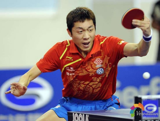 乒乓球初学者进阶之横板正确握拍