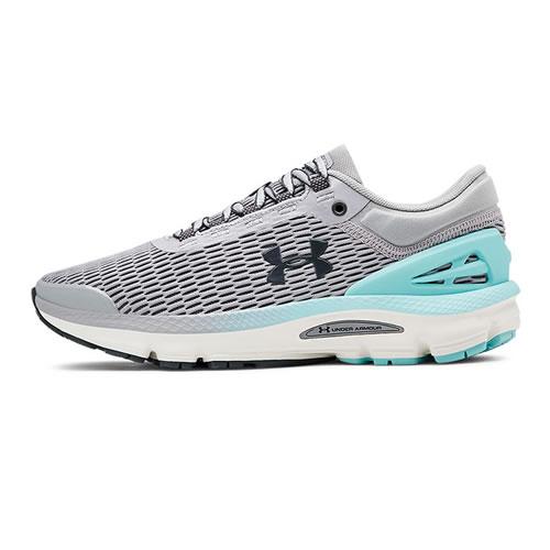 安德玛3021245 Charged Intake女子跑步鞋