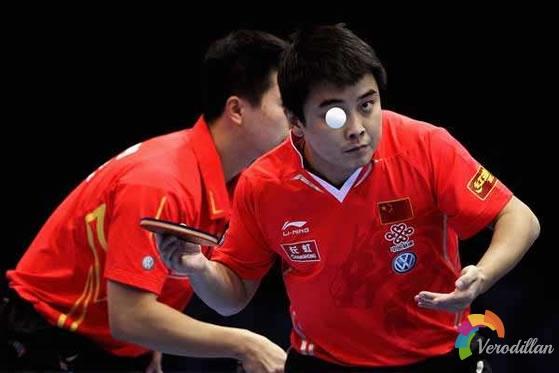 乒乓球横板正手慢搓斜线及接球技术要领