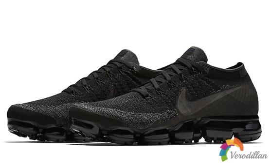酷黑武士:Nike Air VaporMax Triple Black配色