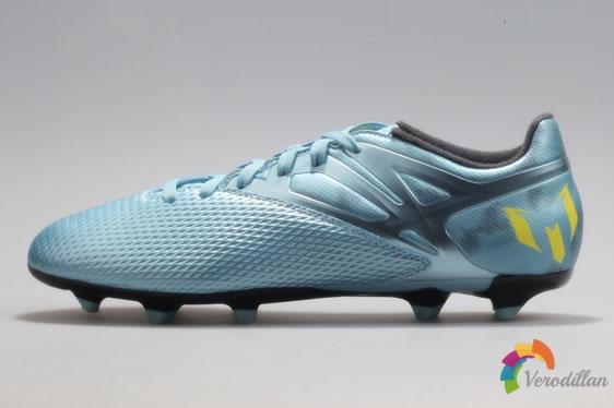 adidas Messi 15.3 FG/AG足球鞋开箱报告