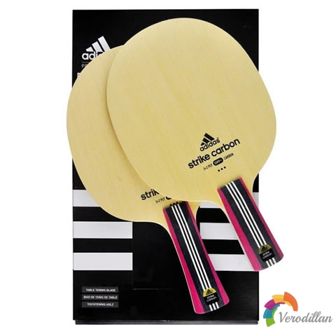 Adidas Strike Carbon乒乓底板简要试打测评