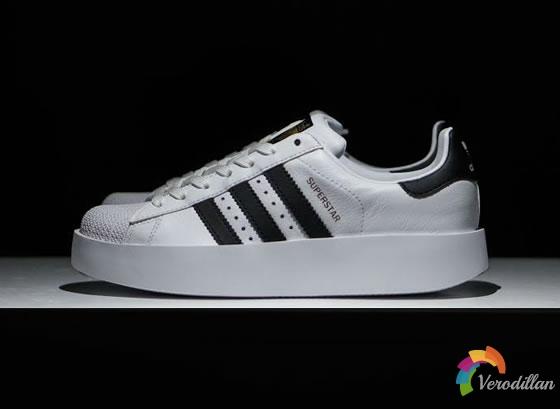 adidas Originals为女性推出Superstar Bold鞋款