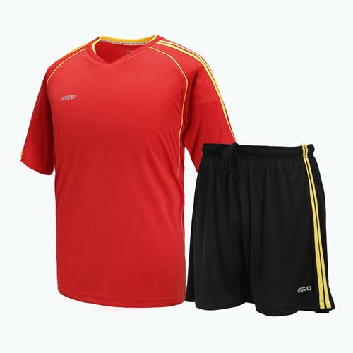 英途SW1103足球服套装图4高清图片