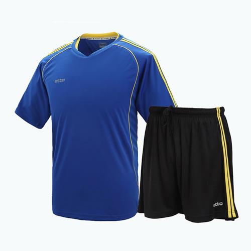 英途SW1103足球服套装图3高清图片