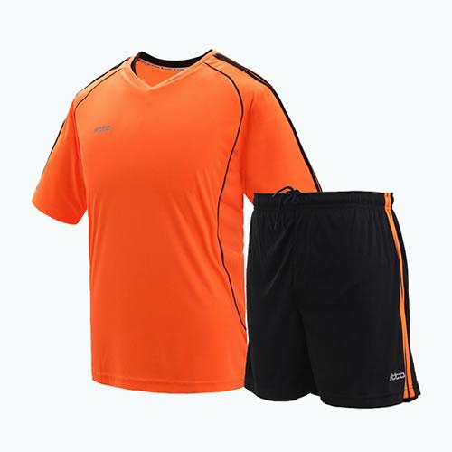 英途SW1103足球服套装图2高清图片