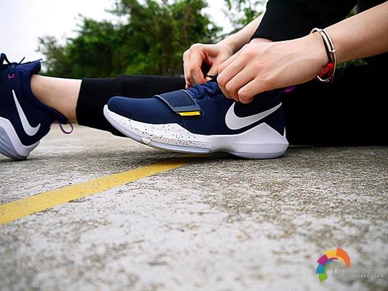 [鞋评专辑]Nike PG 1测评专题