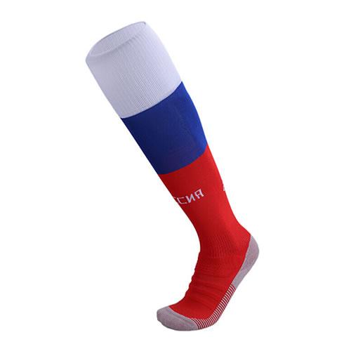 阿迪达斯CD8863俄罗斯国家队主场比赛袜