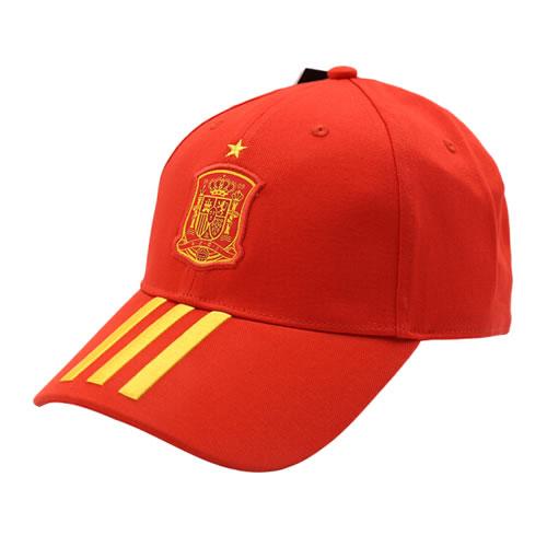 阿迪达斯CF4953 FEF 3S CAP西班牙国家队足球帽