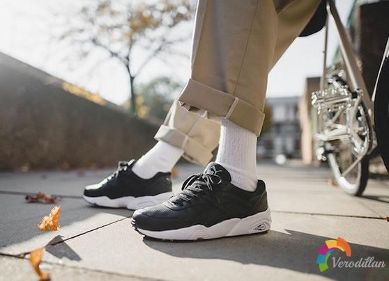 PUMA 2015秋冬R698系列鞋款发布
