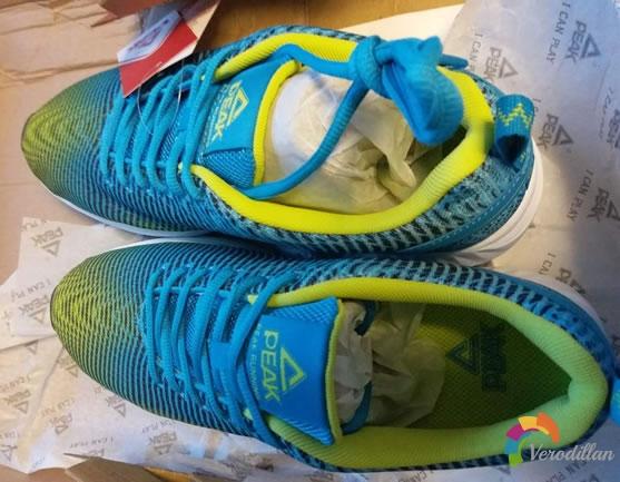 试用测评报告:匹克DH720501跑鞋怎么样