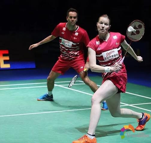 羽毛球混双如何根据对手站位确定出球线路