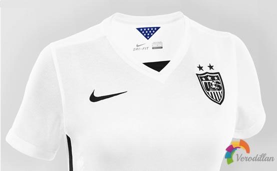耐克发布美国国家队2015赛季主场球衣