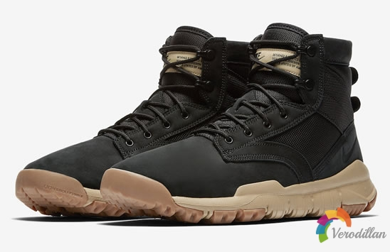 Nike SFB 6 NSW Black Mushroom首发登场